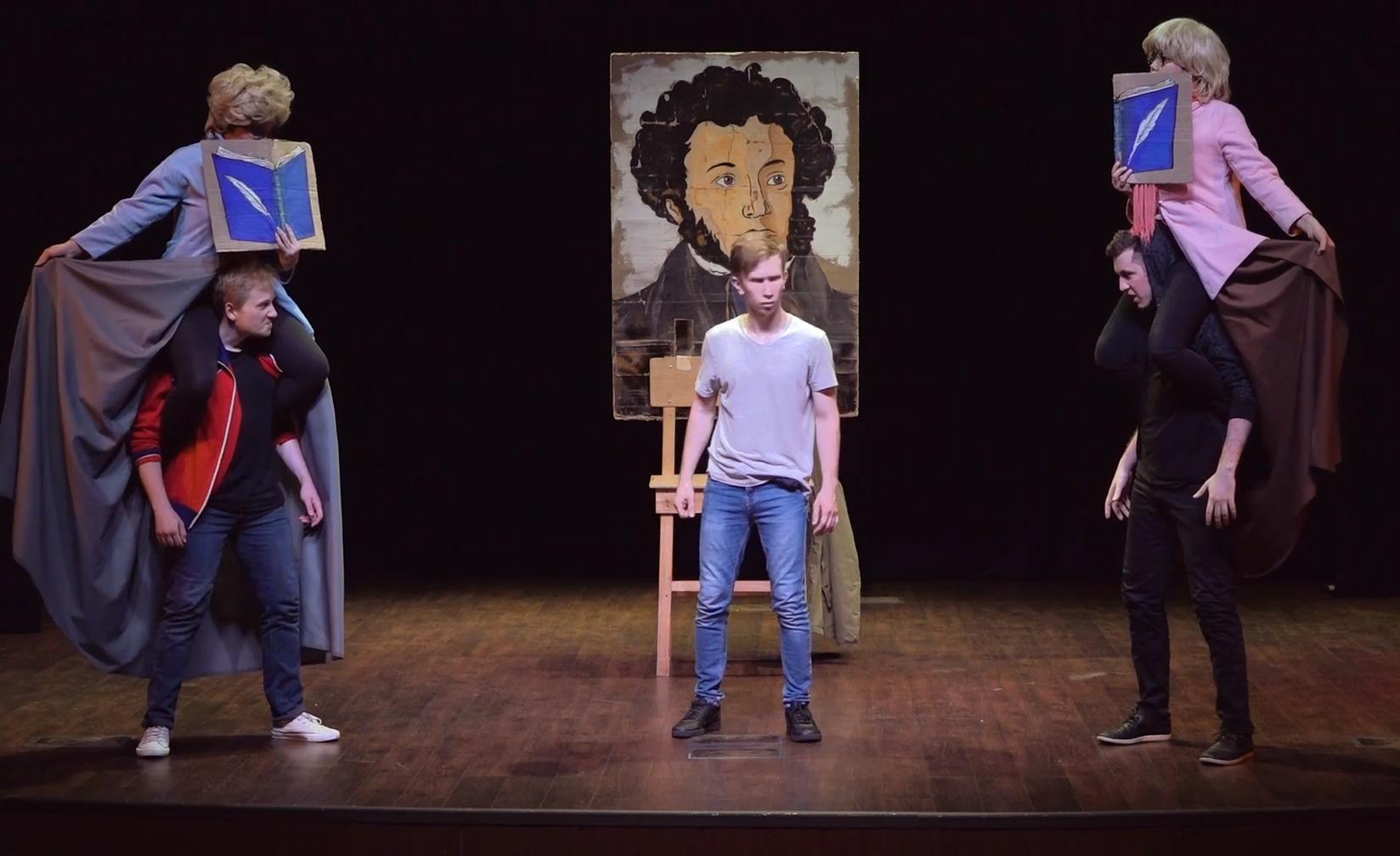 «Пушкин – forever» –  эксклюзивно для «Студвесны Online»