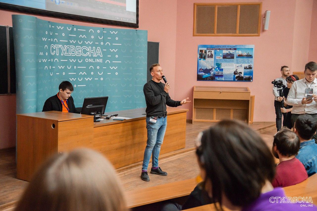 Стартовал новый проект Российского Союза Молодежи «Студвесна. Медиапродвижение»