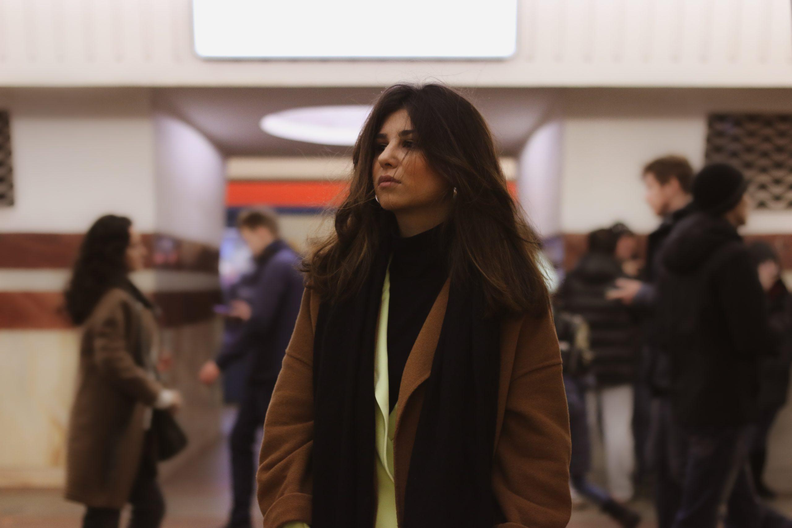 В эфире «Студвесны ONLINE» исполнительница минималистичного инди Аделина Моисеева