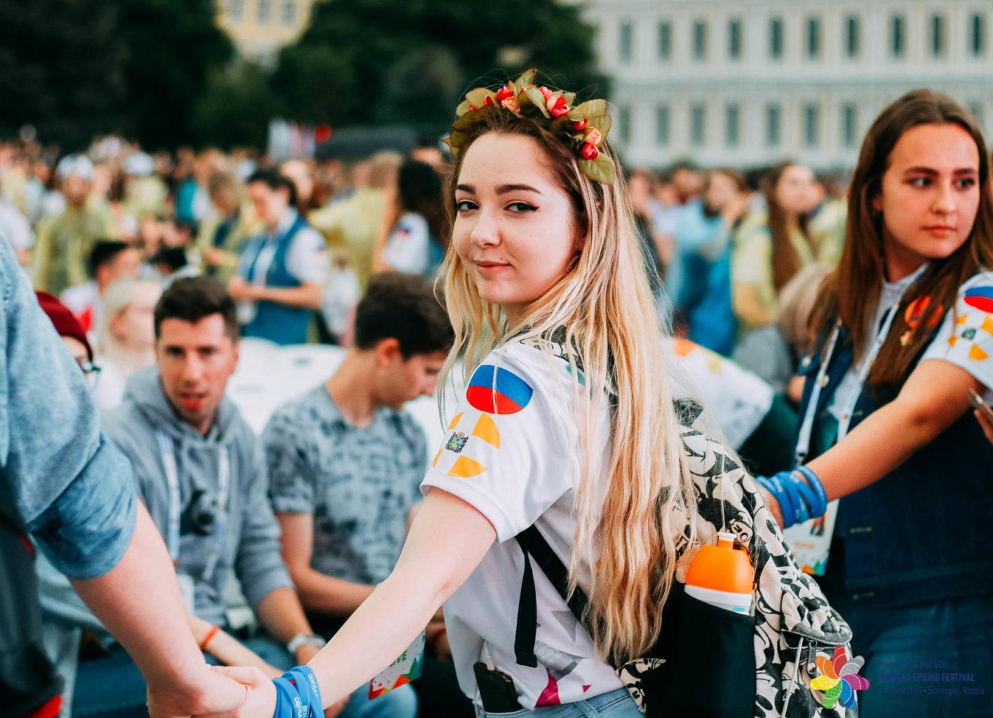 «Студвесна ONLINE» проведет праздничный прямой эфир, посвященный Дню России