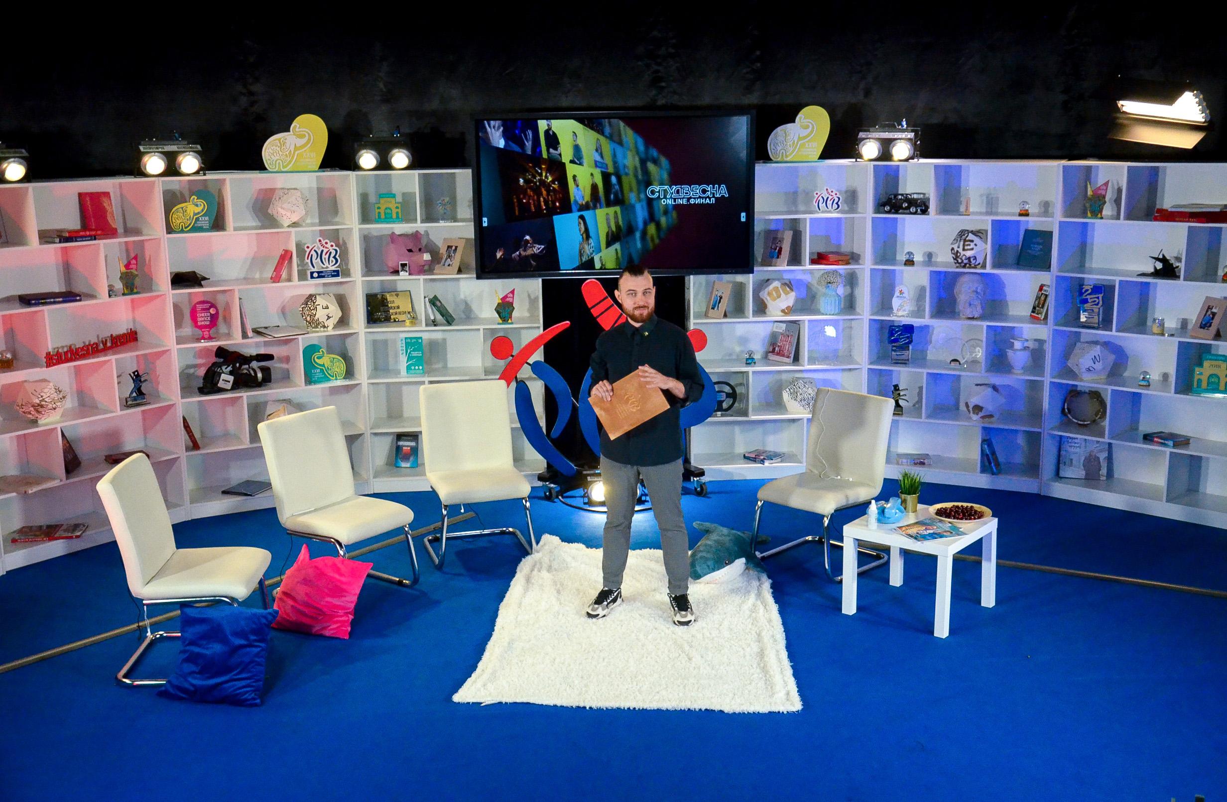 120 творческих номеров из 38 регионов стали финалистами главного творческого интернет-проекта России «Студвесна ONLINE»