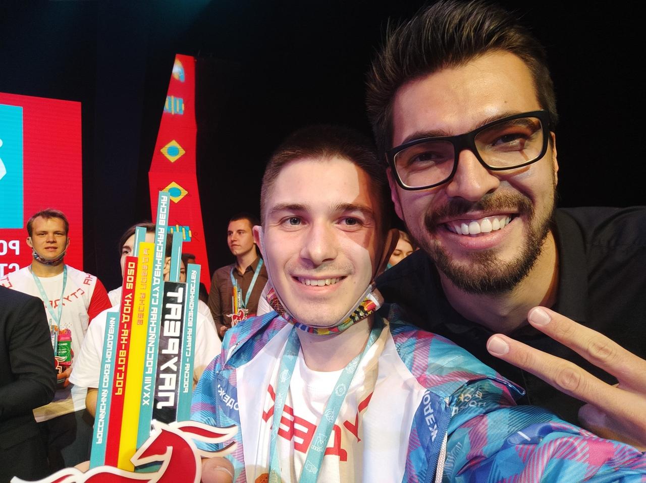 Победители проекта «Студвесна ONLINE» стали призерами фестиваля «Российская студенческая весна»